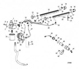 Топливопроводы и компоненты топливной системы