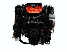 350 MPI ALPHA - ENGINE ONLY