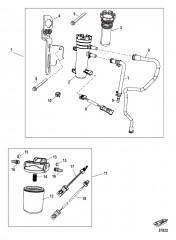 Комплекты топливного фильтра