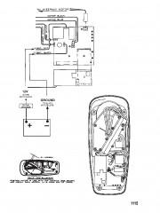 Схема электрических подключений (Модель L43RF / AG43RF) (12 В)