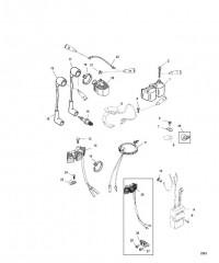 Компоненты системы зажигания/электрические компоненты