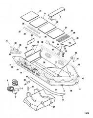 Схема Надувные лодки QS (380) (стр. 1)