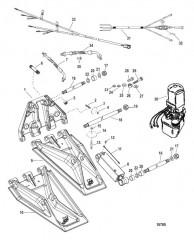 K Plane, 280S (транцевая плита) Совместимость со SmartCraft