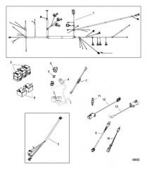 Электрические компоненты Жгуты проводов