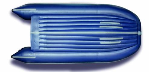 Моторная надувная лодка «ФЛАГМАН - 380L»