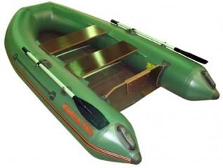 Надувная ПВХ лодка «CatFish 270» (цвет оливковый) Аватар