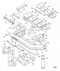 Схема Модели Sport Enduro (Светло-серый)