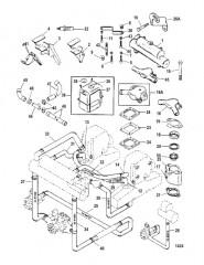 Закрытая система охлаждения (91036A1 / A5 / A8)
