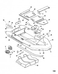 Надувные лодки Quicksilver (230D / 230S)