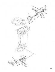 Схема Система установки