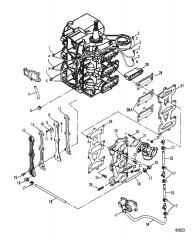 Пластина и система рециркуляции 91H-92C