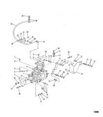 Схема Инжекторный насос