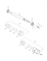 Комплект привода (845532A02 и 845630A02)