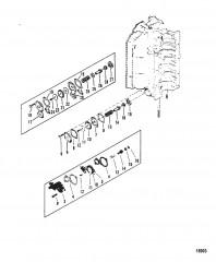 Система стравливающего клапана