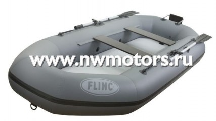 Надувная лодка ПВХ FLINC F300ТLA(Цвет: Серый) Аватар
