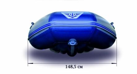 Моторная надувная лодка «ФЛАГМАН - 300»
