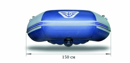 Моторная надувная лодка «ФЛАГМАН - 330U» Изображение 4