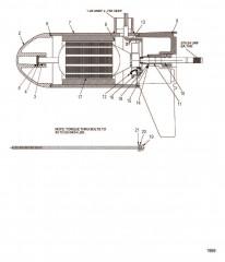 Нижний блок в сборе (54# – с регулировкой скорости до 5/2) (MDF397102)