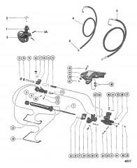 Схема Комплект рулевого механизма с усилителем (Стр. 1 из 2)