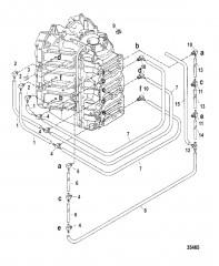 Сливная система