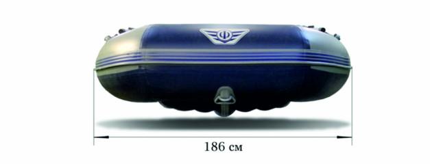 Моторная надувная лодка «ФЛАГМАН - 400U» Изображение 6