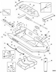 Модели Air Deck Deluxe (Белый и серый)