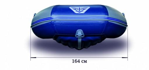 Моторная надувная лодка «ФЛАГМАН - 350» Изображение 6