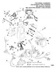 Схема ЭЛЕКТРИЧЕСКИЕ КОМПОНЕНТЫ (2)