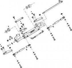 Комплект ТЯГИ Строенные двигатели (26.00) Аватар