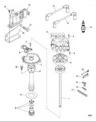 Схема Закрытая система охлаждения ALPHA