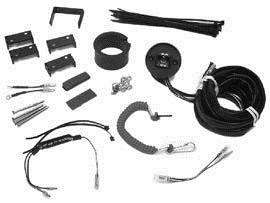 Комплект жгутов тросового выключателя счетверенного двигателя Аватар