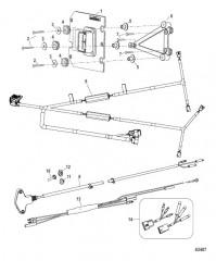 Комплект Active Trim_без клавиатуры Сдвоенный двигатель– F75/F90/F115 EFI