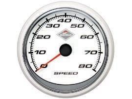 СПИДОМЕТР 0-80 миль/ч (белый) Аватар