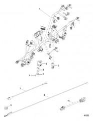 Схема Жгуты проводов