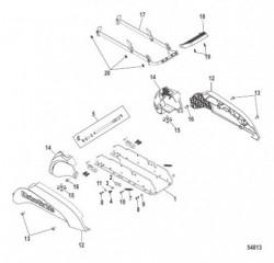 Схема Носовая установка
