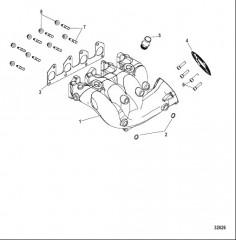 Выхлопная система Коллектор