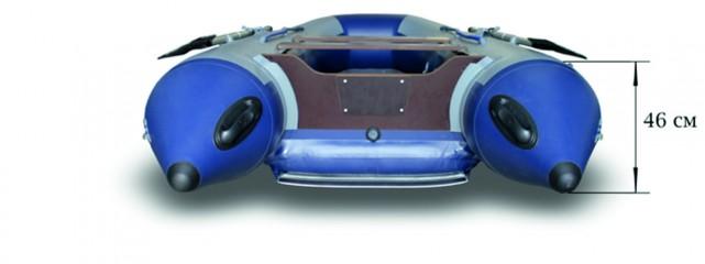 Моторная надувная лодка «ФЛАГМАН - 330U» Изображение 6