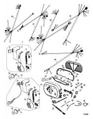 Дистанционное управление – 4000, боковая установка (Molex/8- и 14-конт.)