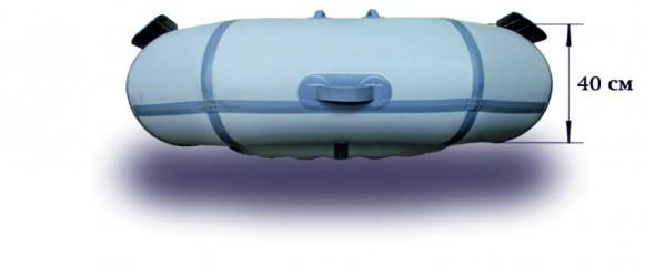 Гребная надувная лодка «ФЛАГМАН - 280NТ» Изображение 7