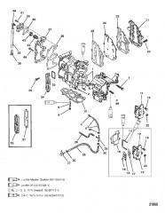 Блок цилиндров и крышки