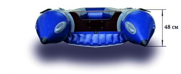Моторная надувная лодка «ФЛАГМАН - 350» Изображение 7