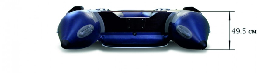Моторная надувная лодка «ФЛАГМАН - 400U» Изображение 5