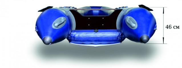 Моторная надувная лодка «ФЛАГМАН - 380IGLA» Изображение 7