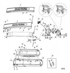 Опора Gator 360 Flex (черн.) (MST9360FW)