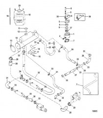 Закрытая система охлаждения (44446A4 / A5 / A6)