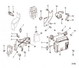 Схема ECM