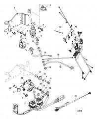 Компоненты электрической панели