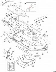 Модели Air Deck (Белый и светло-серый)