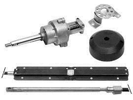 Стандартный рулевой механизм реечного типа