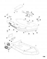 Надувные лодки Quicksilver RIB (270R / 300R / 360R)